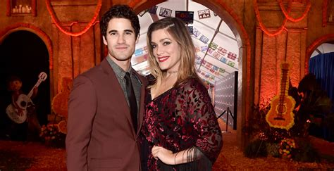 Criss Is Married by Darren Criss Is Engaged To Longtime Swier