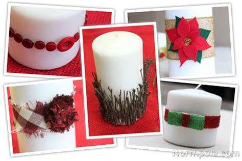 candle decorating ideas with ribbon easy candle embellishments
