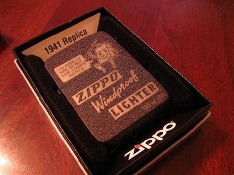 1941b Brush Brass Rep 1941 Zippo Original Limited zippo 1935 replica doovi