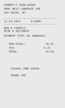 receipt templates companies expressexpense custom
