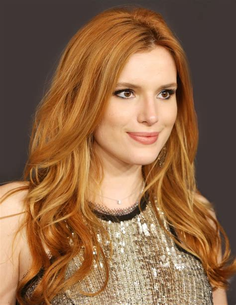 bella thorne s new brown hair color is even better than we