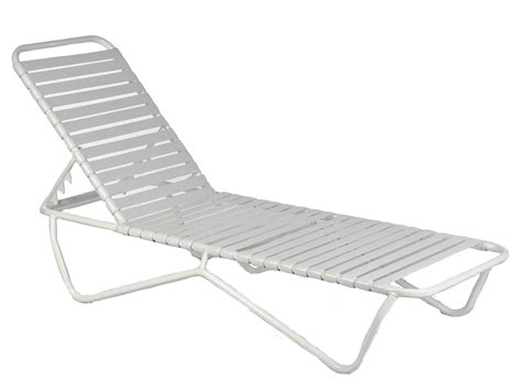 strap chaise lounge chairs frankford umbrellas commercial furniture strap chaise lounge
