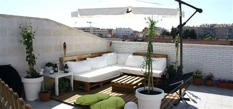 ideas para decorar terraza exterior decorar terrazas camo en espacios pequeaos by