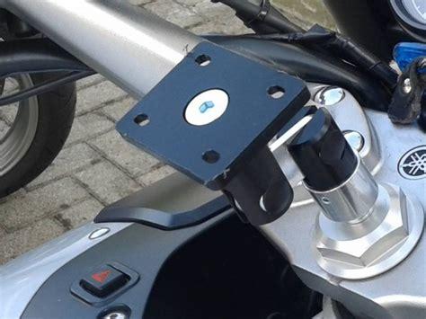 Navi Halter Motorrad by Navi Halterung F 252 R Lenkkopf Yamaha Fjr 1300 Avalingo
