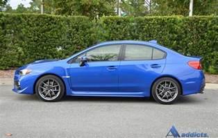 Subaru Sti Limited 2016 Subaru Wrx Sti Limited Review Test Drive