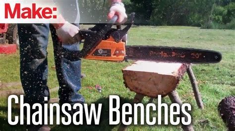 how to make benches out of logs diresta split log benches youtube