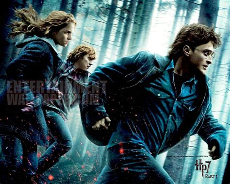 film fantasy come harry potter harry potter and the deathly hallows part 1 wallpaper