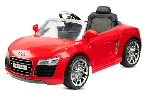 Audi R8 Kinder by Kidcars Kinder Elektroautos Mit Akku Lizenz Kinder