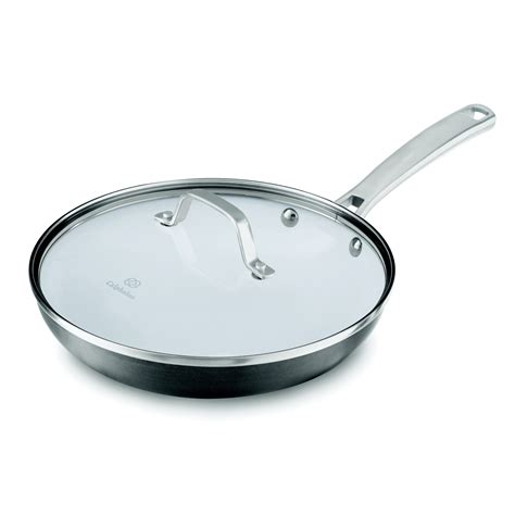 10 Ceramic Skillet With Lid by Calphalon Classic Ceramic Nonstick 10 Quot Fry Pan With Cover