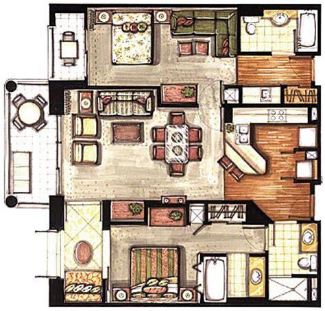 Floor Plans 3 Bedroom visual presentation spring 2011 project 7 floorplan