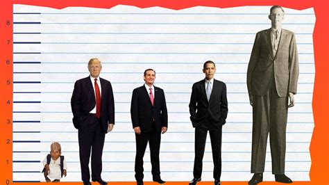 donald trump height in feet how tall is donald trump height comparison youtube
