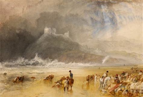 St Yves Mw 41 criccieth castle joseph mallord william turner tate