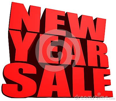 new year sale new year sale stock photography image 36819702
