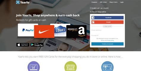 Cash Back Gift Cards - scamskitchen bs unveiled