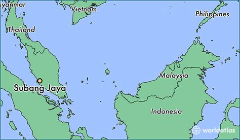 map usj subang jaya where is subang jaya malaysia where is subang jaya