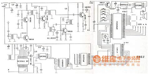 Lu Sen Model Barracuda Universal lu lian intelligent remote alarm system electric schematic diagram as