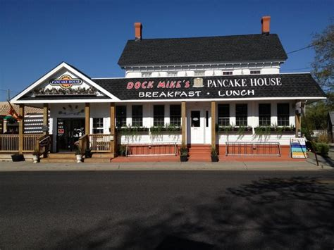 pancake house nj dock mike s pancake house west cape may menu prices