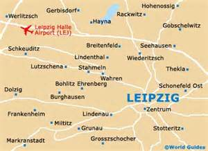 Leipzig Germany Map by Leipzig Tourist Attractions And Sightseeing Leipzig