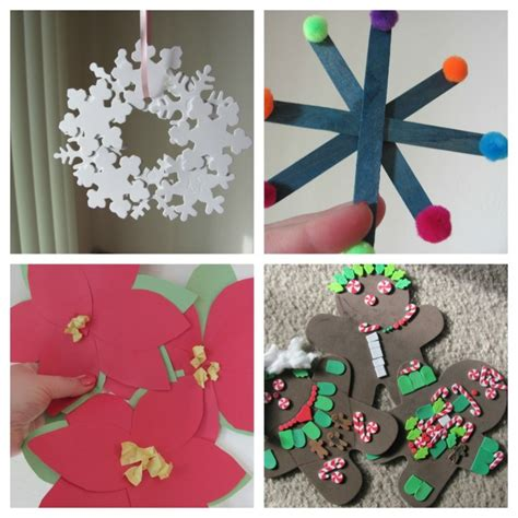 Manualidades De Navidad Para Ni Os Flor De Pascua | manualidades de navidad para ni 241 os 50 ideas originales