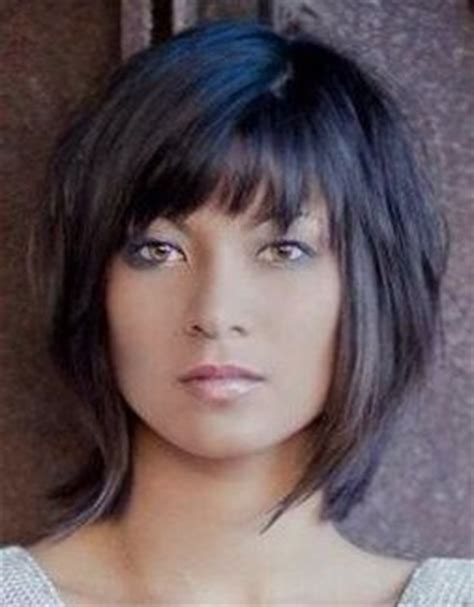 shag type hair does with hair tucked behind ears 25 best ideas about medium layered bobs on pinterest