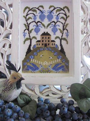 blueberry hill design works 17 best images about cross stitch by the bay needleart on