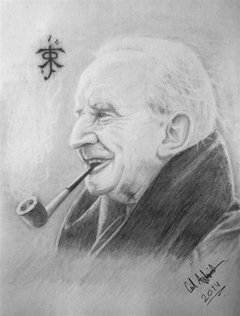 John Ronald Reuel Tolkien by ErikAppelqvist on DeviantArt