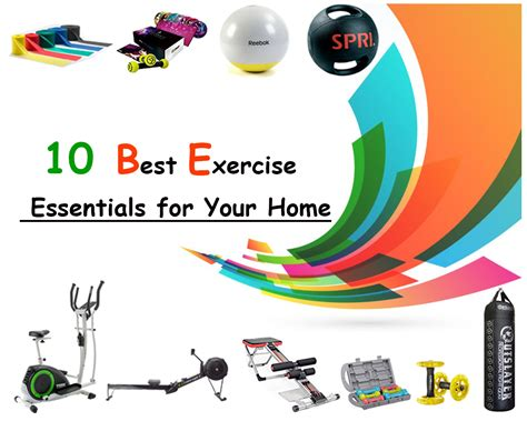 essentials for your house 10 best exercise essentials for your home
