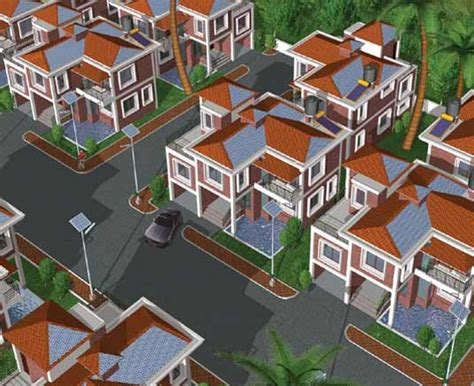 housing project design india s first green housing project completed inhabitat green design innovation