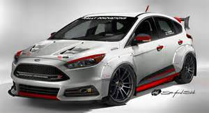 Ford Focus St Mods Ford Focus St And St Custom Mods For Sema
