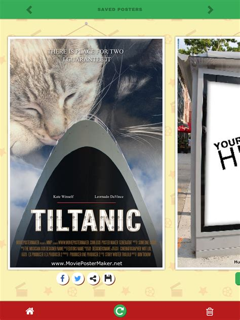 poster templates for android movie poster maker template android apps on google play