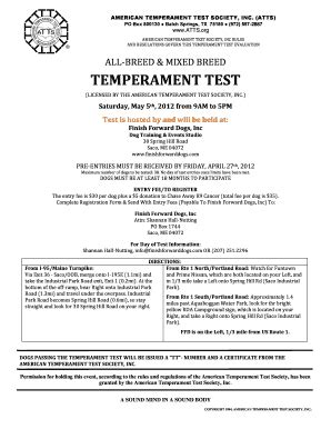 puppy personality test image gallery temperament test
