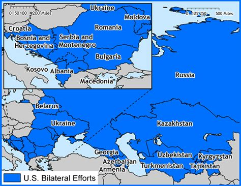bodies of water list map of europe countries and bodies of water