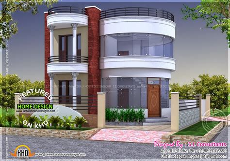 1400 Sq Ft House Plans by Round House Design Kerala Home Design And Floor Plans