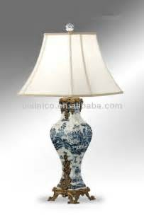 chinoiserie blue white porcelain table l imitated