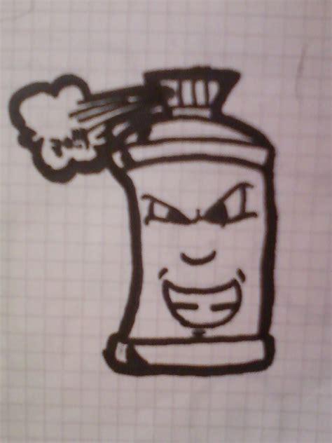 imagenes a lapiz de graffitis graffitis dibujos a lapiz de latas