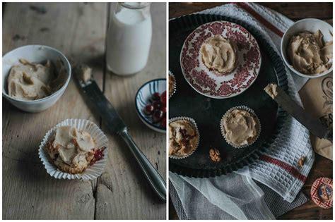 Piyama Karakter Topeng cranberry walnuss muffins birds like cake