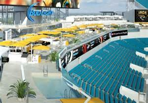 Jacksonville Jaguars Stadium Pool Swim Spas To Make Splash At Everbank Field Jax Daily