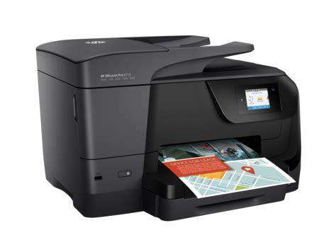 Original Printer Hp Officejet Pro 8710 Print Scan Copy Duplex hp officejet pro 8715 all in one printer j6x76a hp