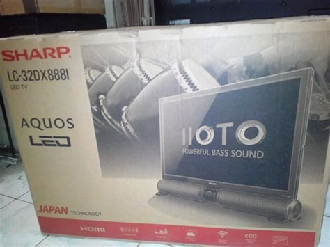 Led Sharp 32 Iioto jual led tv sharp aquos iioto 32 inchi model 2014 di lapak nedy darussamin nedy