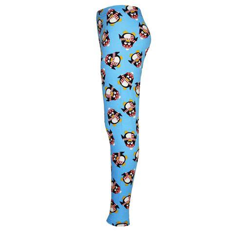 Penguin Sweater Legging dress santa snowman penguin print new dresses ebay