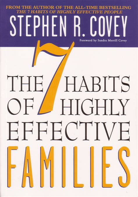 Buku Self Help The 7 Habits Of Highly Effective Peoplestephen Covey 7 habits of highly effective families stephen r covey 9781864488883 allen unwin australia