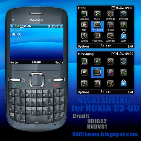 Download Themes For Mobile Nokia C3 | download theme nokia c3 mobile9