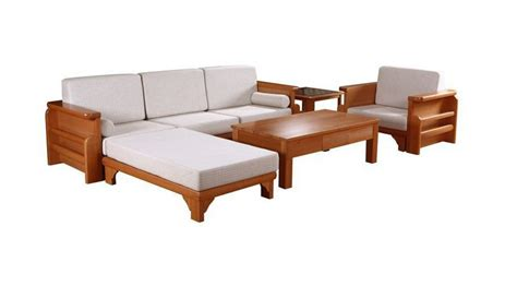 Wooden Sofa Set Designs for Your Living Room furnitureanddecors.com/decor