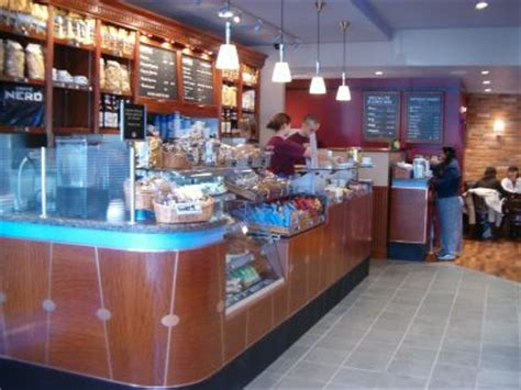 Caffe Nero Layout | launchpad coffee shop review caffe nero