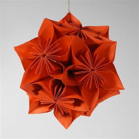 Origami Pop Up Flower - pop up origami flower comot