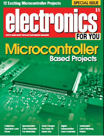 electronics   magazine special issue