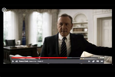 house of cards technical glitch causes season 3 to go