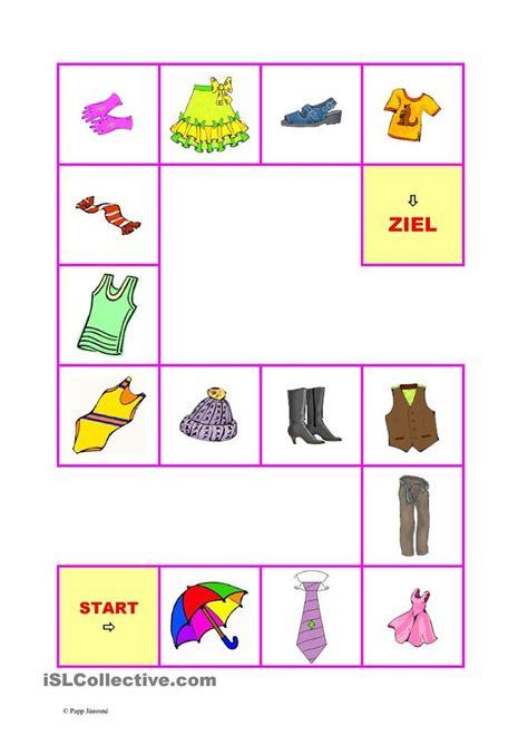 Stadt In Westfalen Kreuzworträtsel by Kleidung Brettspiel 2 Student Centered Resources