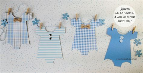 onesie template for baby shower banner it s written on the wall looking for cute baby shower