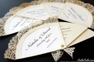 fans wedding theme real weddings stationery by nulki nulks